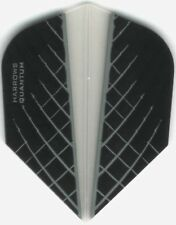 Clear Harrows QUANTUM Dart Flights: 3 per set