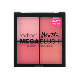 Technic Mega Blush Matte Quad Blusher Compact Palette