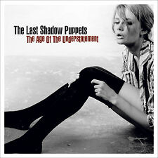 The Last Shadow Puppets - The Age Of The Understatement - 180gram Vinyl LP *NEW*