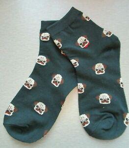 NEW Ladies Mens Girls Boys (1 Pair) Pug Dog Socks