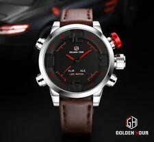 Reloj de hombres led multifunción estilo alarma buceador deportivo GH-104