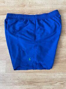 Polo Ralph Lauren Swim Shorts Mens XL Blue