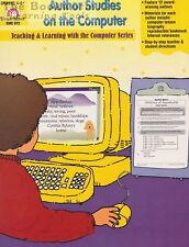 Author Studies on the Computer grades 4-6+