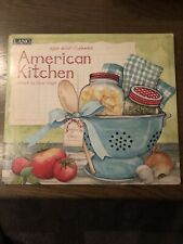 2021 Lang Wall Calendar - American Kitchen