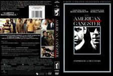 American Gangster 2-Disc Unrated Extended Edition DVD Denzel Washington Crowe