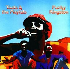 Toots & The Maytals Funky Kingston CD NEW SEALED Reggae Redemption Song+