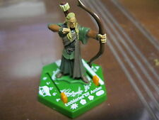 Lord of the Rings LOTR TMG Hex Combat Game Piece Lothlorien Elf Archer BS 91 x 2