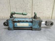 DoAll C-1213A Horizontal Bandsaw Speed Change Hydraulic Cylinder #093-130888
