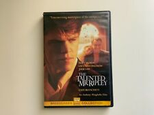 The Talented Mr. Ripley Dvd Widescreen Collection