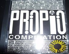 Propio Compilation Various (Euro House, Italodance, Disco) CD  – Like New