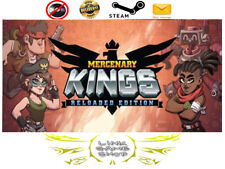 Mercenary Kings: Reloaded Edition PC & Mac Digital STEAM KEY - Region Free