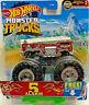 Hotwheels Monster Trucks 5 Alarm