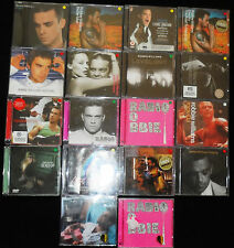 18xROBBIE WILLIAMS CD Singles incl Imports/Limited Editions (Varying Conditions)