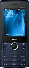 Lava KKT 40 Power Plus(B/B)3000mah,1.3 MP Primary Camera,Wireless FM Radio