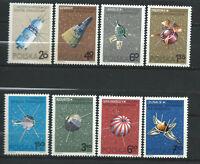 Pologne N°1582/89** (MNH) 1966 - Recherches spatiales