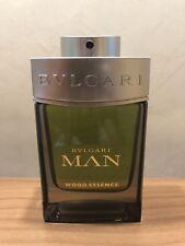 Bulgari Bvlgari Man Wood Essence eau de parfum edp 100ml uomo