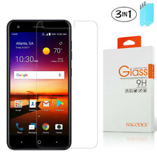 3-Pack Nacodex For ZTE Blade X (Z965) Tempered Glass Screen Protector