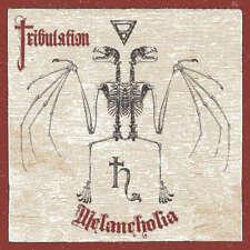 Tribulation - Melancholia LP Black