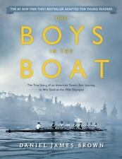 The Boys in the Boat Book Young Readers Adaptation by Daniel James Brown