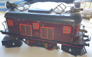 ~~~ Bing US Style 4-4-4 E-Loc 11/871 for 18V operation in g.0 sold 1927-1932 ~~~