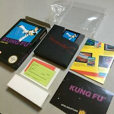 KUNG FU Nintendo NES PAL European Version NOE neuf