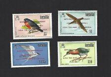 Anguilla sc#750-3 (1987) Complete MNH