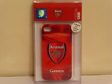 Arsenal Football Club iPhone 4 or 4S Hard Case Official Gunners Merchandise New