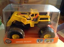 MATCHBOX On A Mission WORK-READY Front Loader Dozer 1:24 NEW BGY69 SEALED