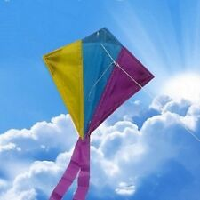 HENGDA MINI DIAMOND KITE 30 x 30cm, Single Flying Line & Handle