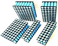 Enerpower Akkublock Li-Ion 18650 10S2P 36V 5,7Ah 10x2 Samsung 29E - kein BMS
