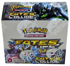 Pokemon XY Fates Collide Booster Box - Factory Sealed - 36 Packs- FAST shippingF