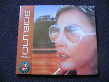 CD DIGIPACK ROLAND GARROS - OUTSIDE VOLUME 1