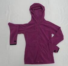 Billabong Women Medium Breathing Pink Zip-Up Hoodie Retail 54.00