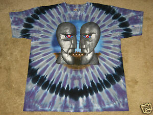 Pink Floyd Division Bell TD M, L, XL, 2XL Tie Dye T-Shirt