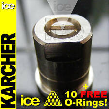 KARCHER HDS STEAM CLEANER NOZZLE JET & O-RINGS 70 580 650 750 755 558 601 745