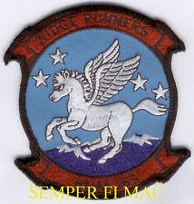 Pegasus HMM-161 RIDGE RUNNERS US MARINES PATCH MCAS EL TORO MIRAMAR TUSTIN CH-46