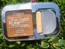 L0REAL TRUE MATCH ROLLER PERFECTING ROLL ON FOUNDATION SPF 25 C5-6 CLASSIC BEIGE