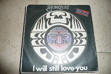 "STONEBOLT""I will still love you-disco 45 giri PARACHUTE Italy 1978""PROGRESSIVE"