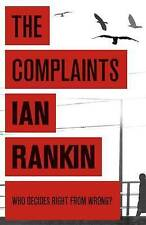 The Complaints by Ian Rankin (Paperback, 2010)