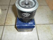 Original SCT Ölfilter SM 121 Vergl. W811/80, OC113, OP536