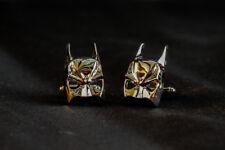 Batman Mask Mens Cufflinks cuff links novelty Gift Box