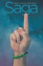 Saga: Compendium One by Vaughan, Brian K in Used - Very Good