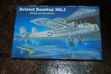 Valom 1:72nd scale Bristol Bombay Mk.1 RAF Early Production