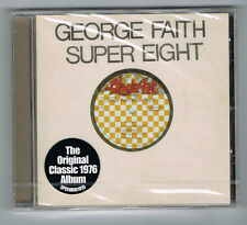GEORGE FAITH - SUPER EIGHT - 8 TITRES - 1976 - NEUF NEW NEU