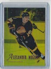1995-96 ALEXANDER MOGILNY SELECT CERTIFIED MIRROR GOLD PARALLEL #43