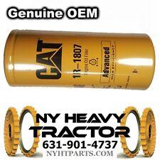 ONE 1R-1807 OEM GENUINE CAT OIL FILTER CATERPILLAR REF - B7700 P551807 1R1807