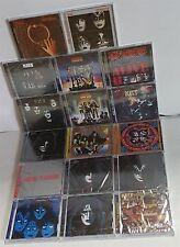 Kiss Lot of 17 German logo 2014 Remaster CD new Alive Dynasty Love Gun Destroyer