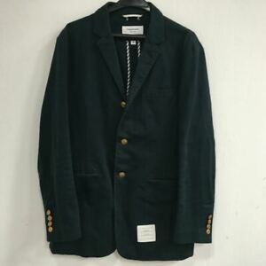 Thom Browne Mens Blazer / Jacket - Gold Buttons - Size 2 - $2000 RRP