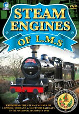 DVD:STEAM ENGINES OF L--N--E--R - NEW Region 2 UK