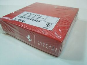 GENUINE FERRARI 488 CARBON DOOR HANDLES KIT 70004765 OEM NEW